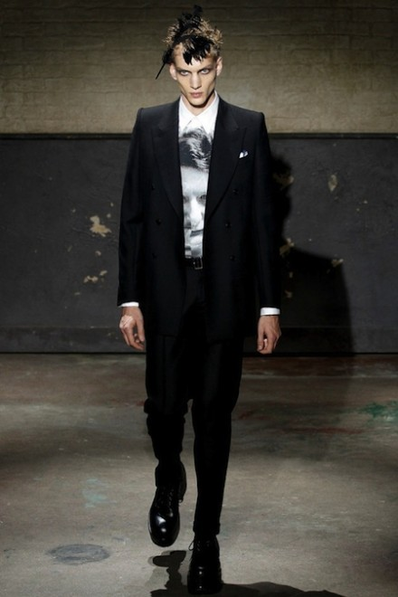 LC:M FW14 –  Alexander McQueen