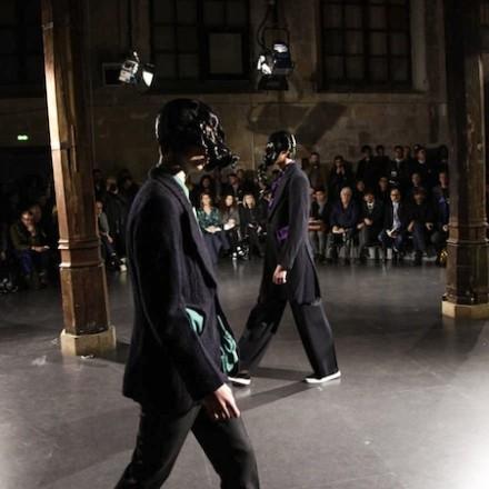 Paris Fashion Week: Men FW14 – Comme Des Garçons