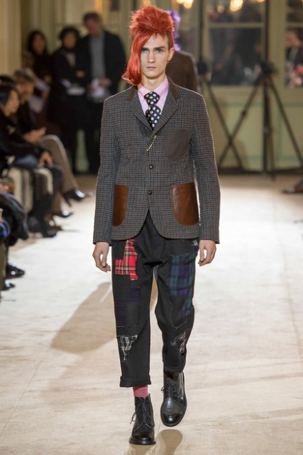 Paris Fashion Week: Men FW14 – Junya Watanabe