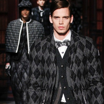 Milan Fashion Week: Men FW14 – Moncler Gamme Bleu