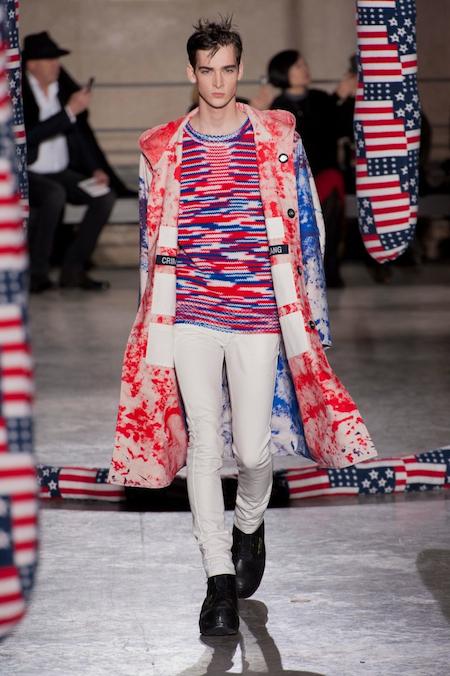 Paris Fashion Week: Men FW14 – Raf Simons