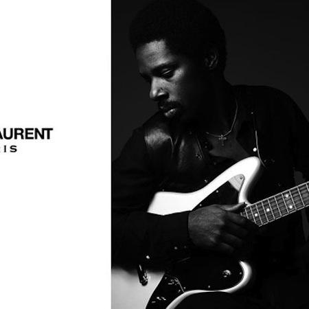 Saint Laurent Music Project – Curtis Harding