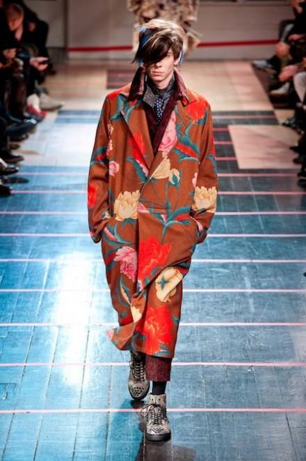 Paris Fashion Week: Men FW14 – Yohji Yamamoto