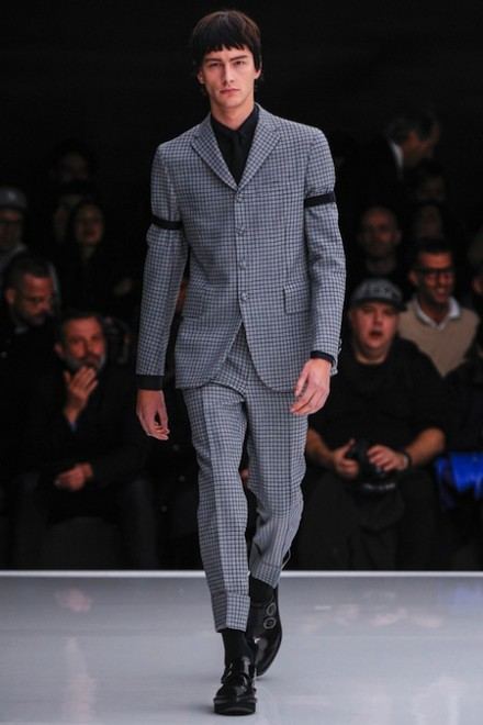 Milan Fashion Week: Men FW14 – Z Zegna