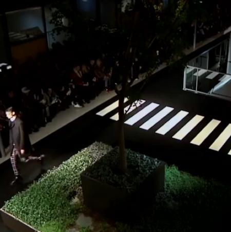 Paris Fashion Week: Men FW14 – Kenzo