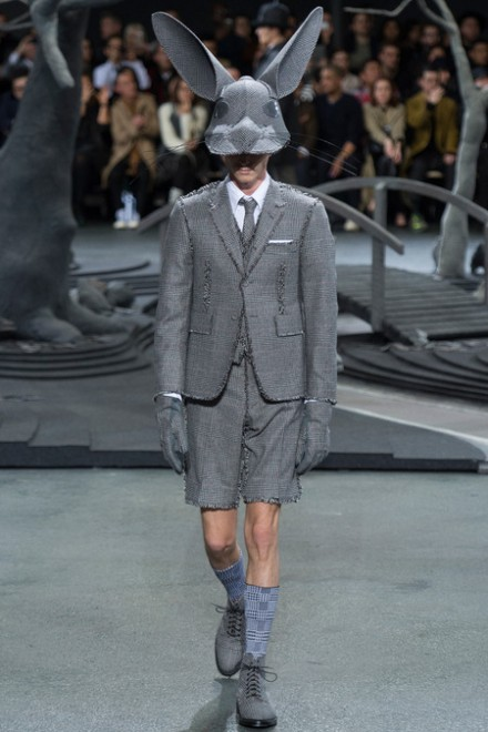 Paris Fashion Week: Men FW14 – Thom Browne