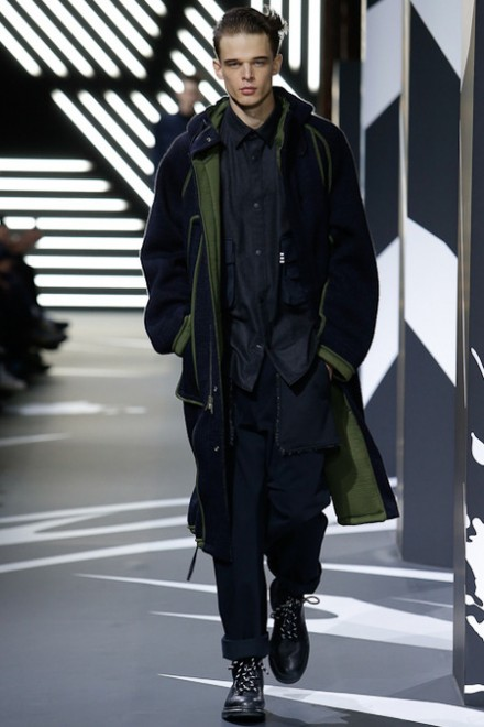 Paris Fashion Week: Men FW14 – Y-3