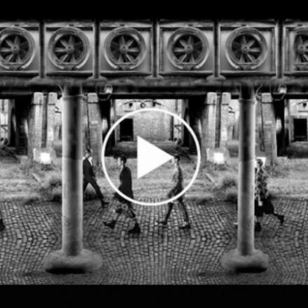 Alexander McQueen Mens SS14 film