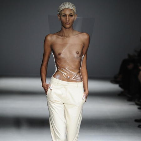 Paris Fashion Week FW14 – Gareth Pugh