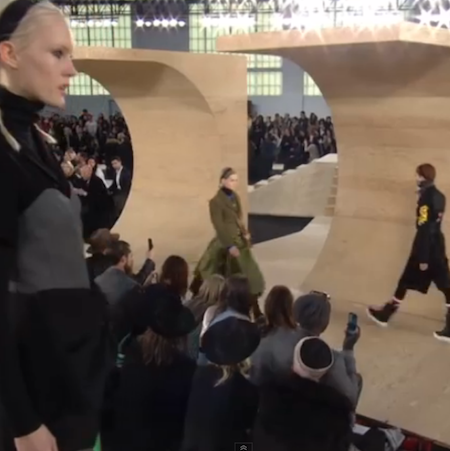 NY Fashion Week FW14 – Marc by Marc Jacobs