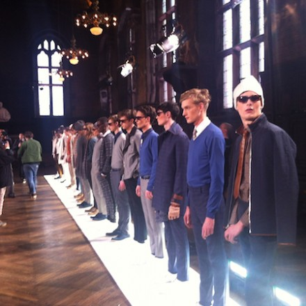 NY Fashion Week FW14 – ORLEY