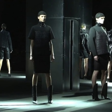 NY Fashion Week FW14 – Alexander Wang