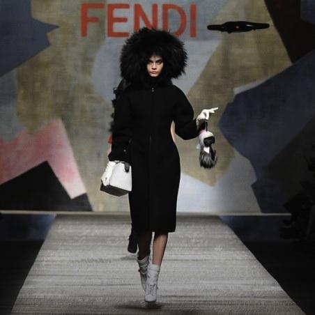 Milan Fashion Week FW14 – Fendi