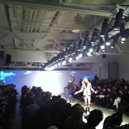 NY Fashion Week FW14 – ØDD.