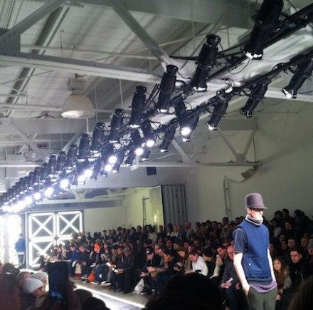 NY Fashion Week FW14 – Robert Geller