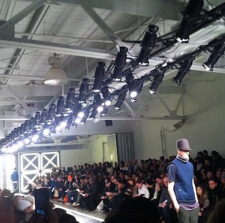 NY Fashion Week FW14 – Robert Geller