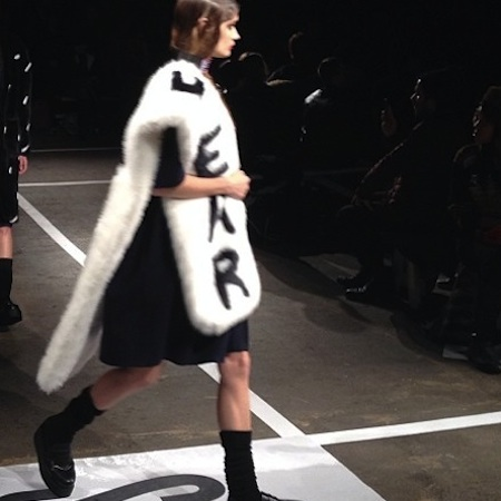 NY Fashion Week FW14 – VFiles