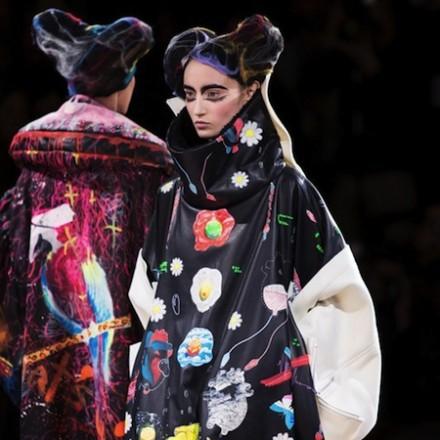 Paris Fashion Week FW14 – Yohji Yamamoto