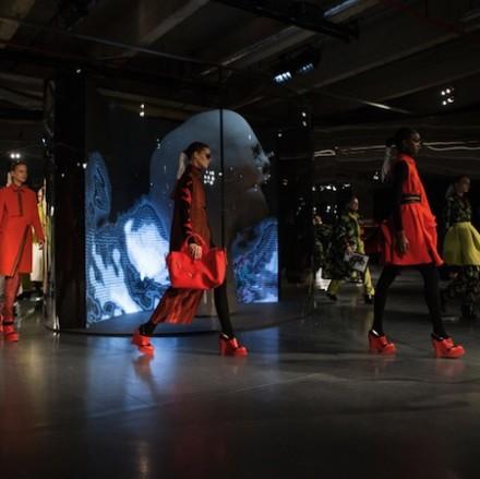 Paris Fashion Week FW14 – Kenzo