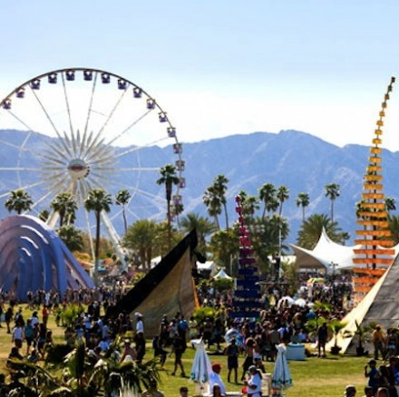 Coachella kickstarts tomorrow