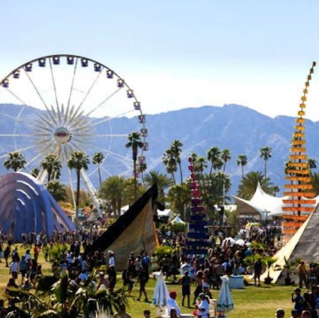 Coachella kickstarts tomorrow