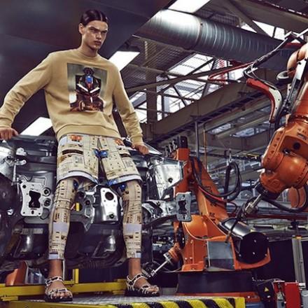 Machine Rules – Top Fashion magazine