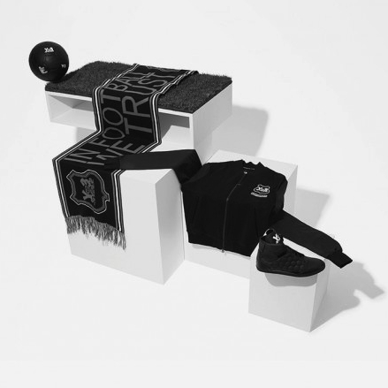 "Y-3 ""IN FOOTBALL WE TRUST"" Capsule Collection"