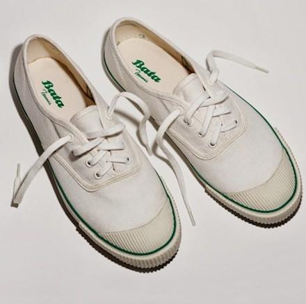Bata tennis shoes 120th anniversary