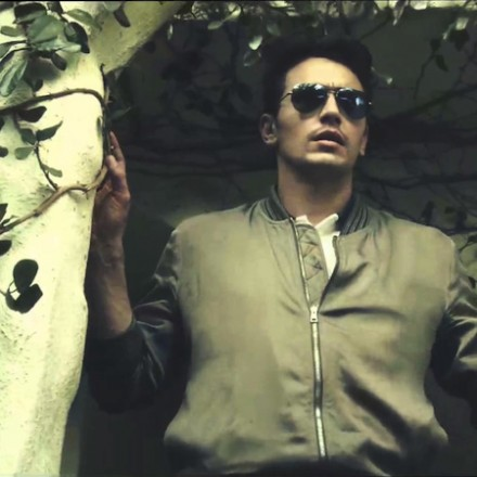 Gucci Techno Color Sunglasses, a short film by James Franco