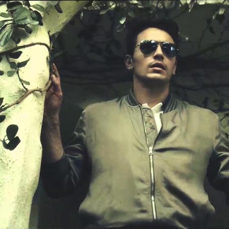Gucci Techno Color Sunglasses, a short film by James Franco