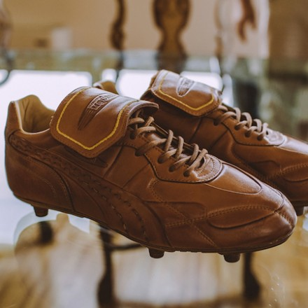 The PUMA King by Alexander McQueen