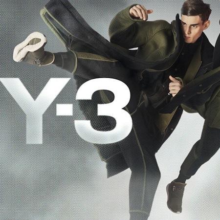 Y-3 Superheroes