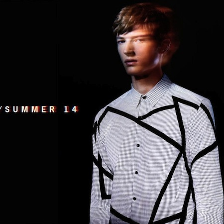 BLACKBARRETT by Neil Barrett SS14 Campaign