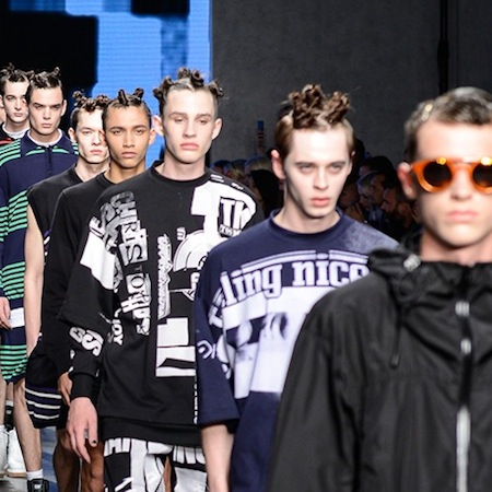 LC:M SS15 – Christopher Shannon