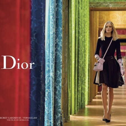 Dior Secret Garden III – Versailles – The Film
