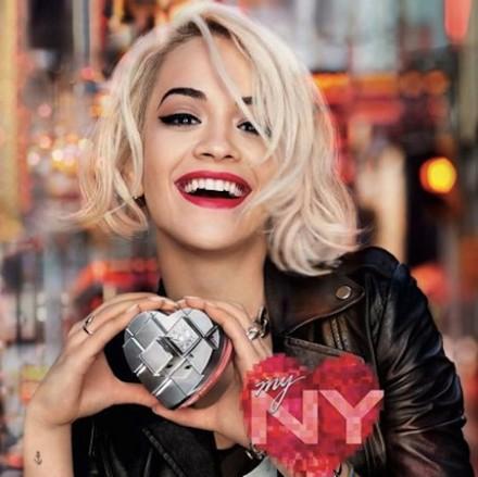 Rita Ora x DKNY My NY