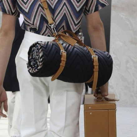Paris Fashion Week: Men SS15 – Louis Vuitton