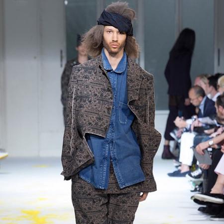 Paris Fashion Week: Men SS15 – Yohji Yamamoto