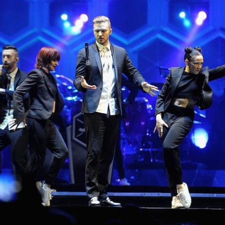 Neil Barret x Justin Timberlake