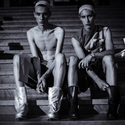Paris Fashion Week: Men SS15 – Rick Owens