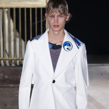 Paris Fashion Week: Men SS15 – Raf Simons