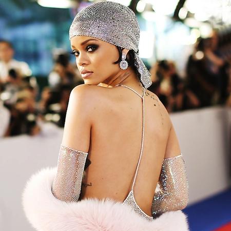 Rihanna, Style Icon Award – 2014 CFDA Fashion Awards