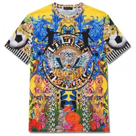 Versace Loves Brazil T-shirt