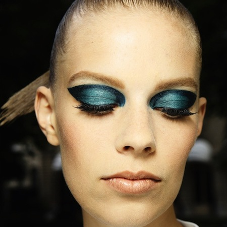 Beauty Look at Atelier Versace