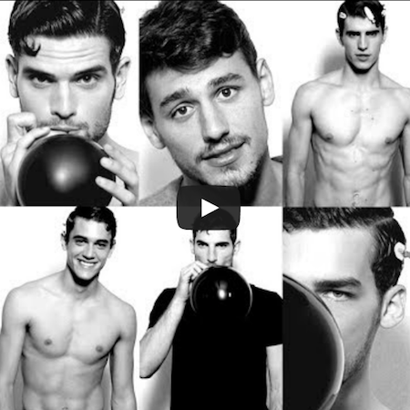 Dolce&Gabbana Models hit on you… on Helium!