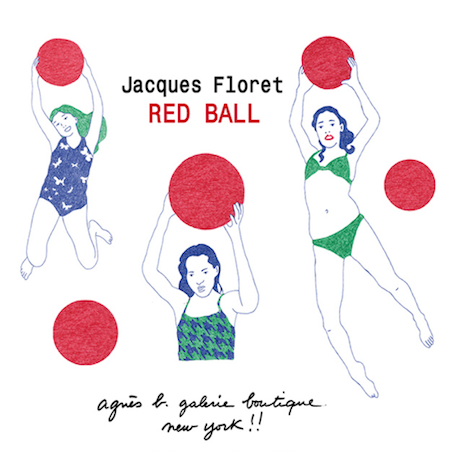 Jacques Floret at agnès b. Howard Street