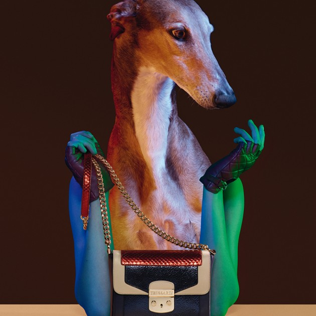 Trussardi FW 14 ADV campaign – creative video