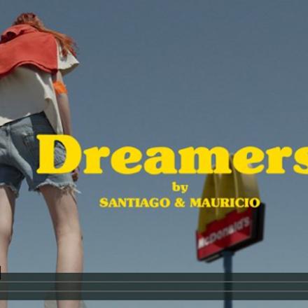 """Short Film """"Dreamers"""" by SANTIAGO & MAURICIO"""
