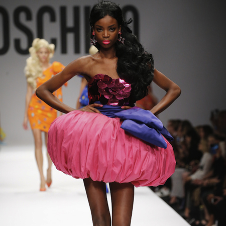 Milan Fashion Week SS15 – Moschino