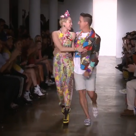 NY Fashion Week SS15 – Jeremy Scott